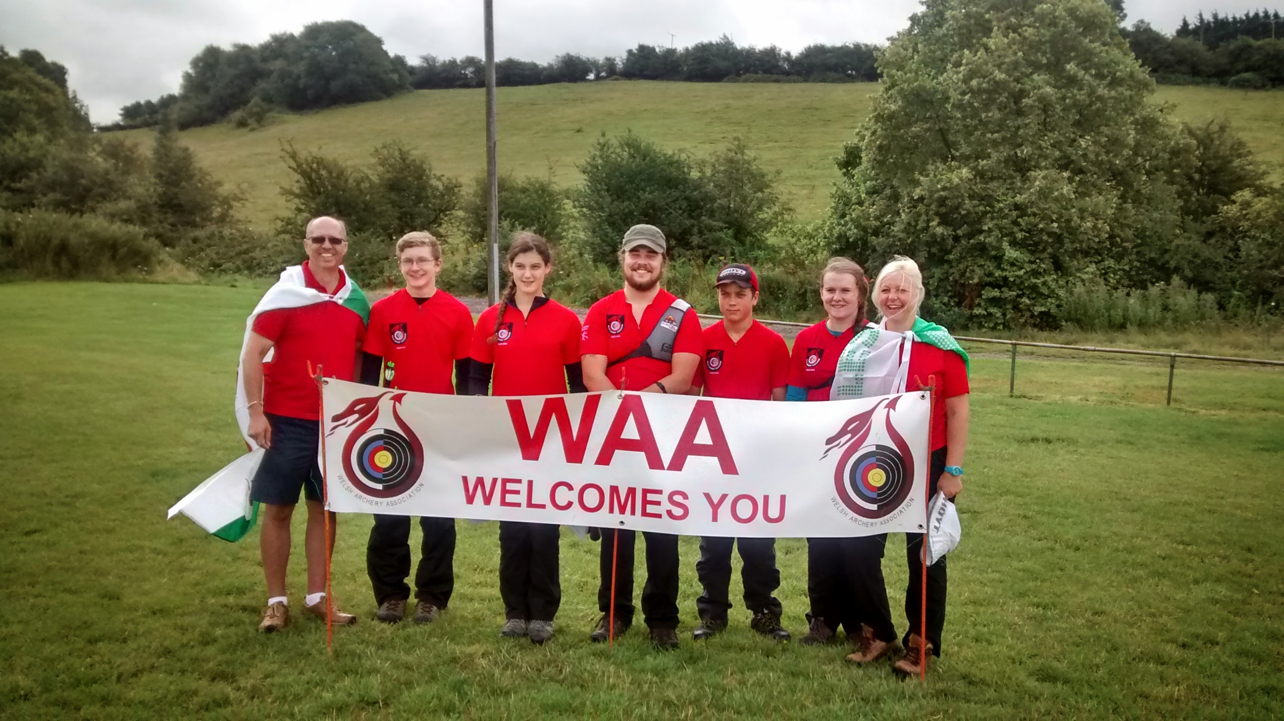 waa commonwealth junior team 2014